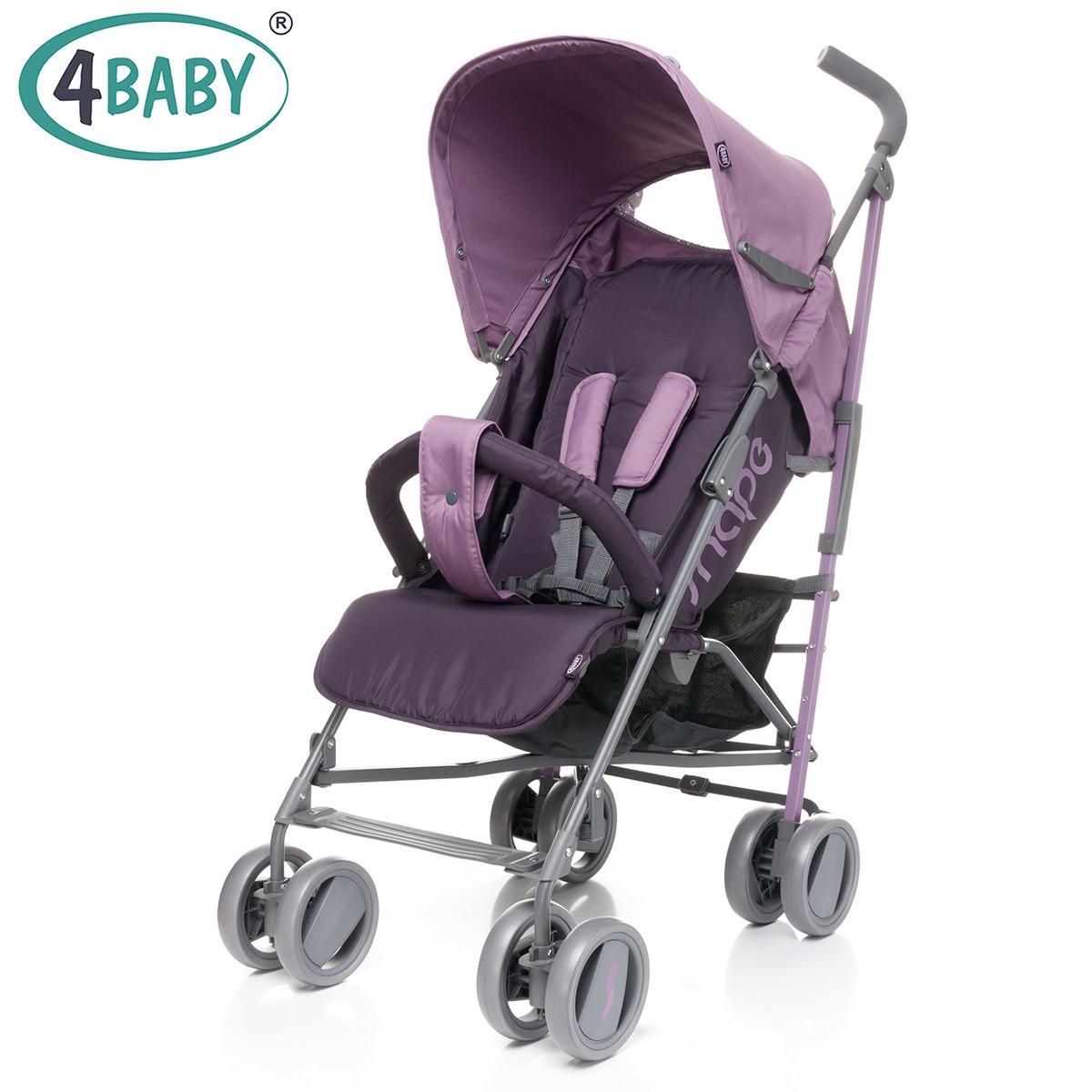 Коляска прогулочная 4 Baby Shape XVII Purple (фиолет)