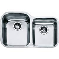 Кухонная мойка из нержавеющей стали Franke Zodiaco ZOX 120, полированная