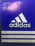 Носки женские подростковые  короткие  спорт Adidas пр-во Турция, фото 4