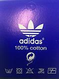 Носки женские подростковые  короткие  спорт Adidas пр-во Турция, фото 5