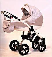 Детская универсальная коляска 2 в 1 ADAMEX Avila 951G