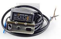 Оптический рефлекторный датчик  24-220 V, фото 1