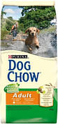 Dog Chow Adult 14 кг - корм для взрслых собак с ягненком