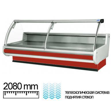 Холодильная витрина Cold MODENA 20 (w-20-psp), фото 2