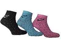 Носки женские укороченные  спорт Nike пр-во Турция