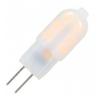 Светодиодная лампа G4  2W PC 4500K 220V
