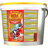 Tropical Koi & Gold Super Color Sticks корм для прудовых рыб улучшение окраса, в палочках, 21 л