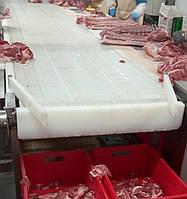 Линия обвалки  мяса с механическим конвейером