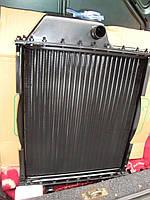 Радиатор  МТЗ, Т-70 алюминий (производитель Юбана, Литва)