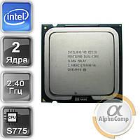 Процессор Intel Pentium Dual Core E2220 (2×2.40GHz/1Mb/s775) б/у