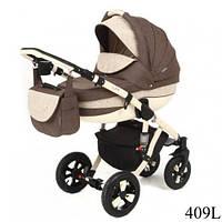 Детская универсальная коляска 2 в 1 ADAMEX Avila LEN 409L
