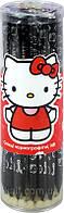 Карандаши графитные с кристалом (тубус, 36 шт) KITE 2014 Hello Kitty 059