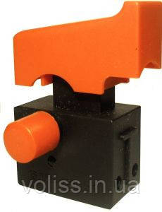 Кнопка по УШМ Ø 125 (DWT, Craft) кн16