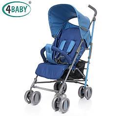 Коляска прогулочная 4 Baby Shape XVII (Blue)