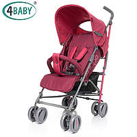 Коляска прогулочная 4 Baby Shape XVII (Red)