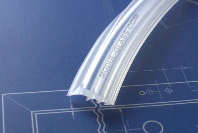 Уплотнитель clear 8 мм, фото 2