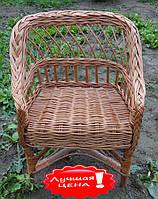 Детское кресло плетеное из лозы. Ручная работа!!!