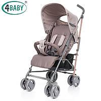 Коляска прогулочная 4 Baby Shape XVII (Brown)