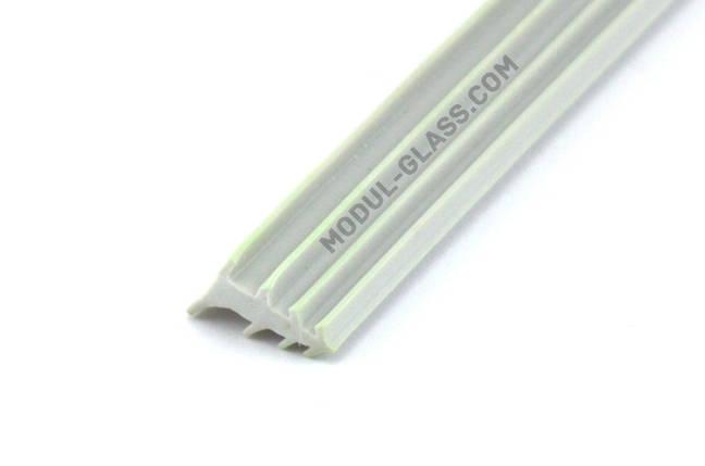 Уплотнитель серый 8 мм, фото 2
