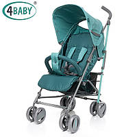 Коляска прогулочная 4 Baby Shape XVII (Turkus)