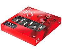 Ллис , Llis Praktikal Kit , набор 5 шпр. по 4 г, + бонд Ambar 4мл.