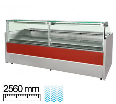 Холодильная витрина Cold VERONA 25 (w-25-ps-k), фото 2