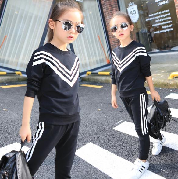 Стильний спортивний костюм для дівчаток   продажа 60afbf4104b97