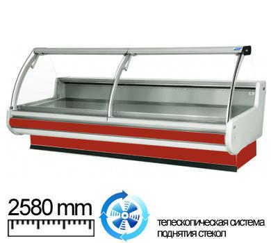 Холодильная витрина Cold 25 (w-25-pvp) , фото 2