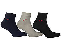 Носки мужские спорт Nike укороченные пр-во Турция