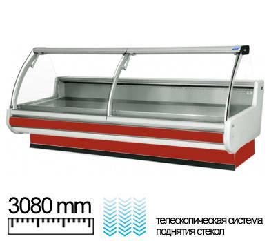 Холодильная витрина Cold MODENA 30 (w-30-psp), фото 2