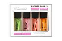 Подарочный набор Chanel 2 (Fraiche, Tendre,Vive,Chance)