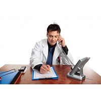 Консультация врача по телефону
