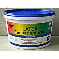 Краска фасадная дисперсионная TOTUS Latex Fassadenfarbe 10л.(14кг.)