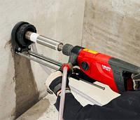 Алмазное сверление отверстий в бетоне и железобетоне