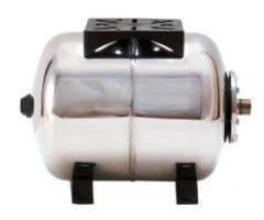 Гідроакумулятор з нержавійки AFC 24 ЅВ SS Aquapress горизонтальний
