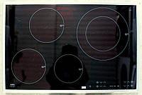 Независимая индукционная варочная поверхность AEG 88101 K-MN (75см) б/у