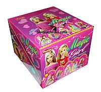 Яйцо шоколадное пластиковое Toy Egg Принцессы 24 шт, 15 гр (Prestige)