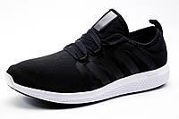 Кроссовки мужские Adidas Bounce, черные, р. 41 42 43 44 45