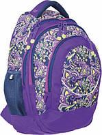 """Рюкзак подростковый Т-14 """"Roxy"""", 46.5*33*15см, 552660"""