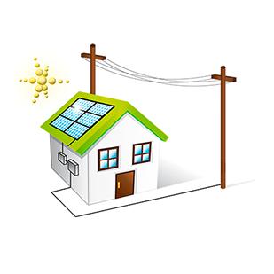 Сетевая солнечная станция 5 кВт (Зеленый тариф)