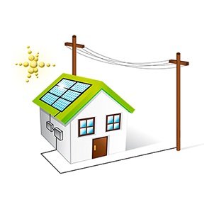 Сетевая солнечная станция 5 кВт (Зеленый тариф), фото 2