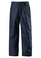 Брюки демисезонные Reima Slana темно-синие 522221-6980, Размер одежды 122 (7 лет)