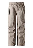 Брюки демисезонные Reimatec Lasku бежевые 522222-0740, Размер одежды 104 (4 года)