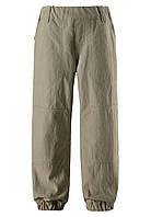 Брюки демисезонные Reima Pond бежевые 522227-0740, Размер одежды 104 (4 года)