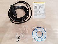 Эндоскоп улучшенный водонепроницаемый USB/miсroUSB 3,5 метра 5,5мм
