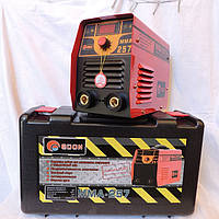 Сварочный аппарат Эдон MMA 257 mini с кейсом