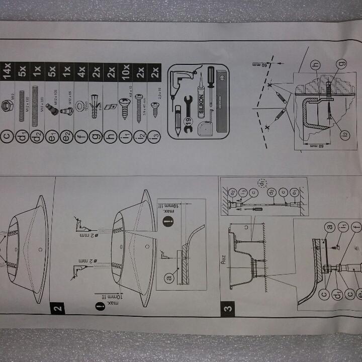 Ножки для ванны Gustavsberg 900902F010