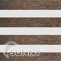 Тканевые ролеты День-ночь DN-Tiffany Copper