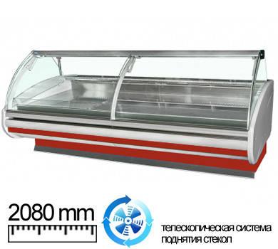 Холодильная витрина Cold MODENA 20 (w-20-pvp-k) , фото 2