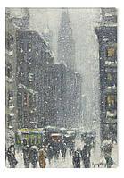 Светящиеся картина Startonight Город Нью Йорк Пейзаж Декор стен Дизайн дома Интерьер